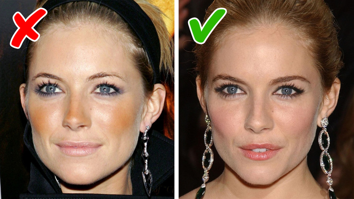 7 mistakes which your makeup can look cheap (Parse-for example stars)