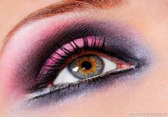 3. Eye makeup