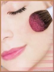 4. The blush