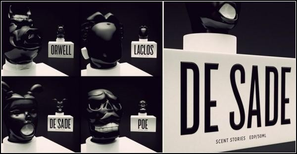 Обзор креативных новинок косметики: знаменитые и сюрреалистические бутылочки для духов