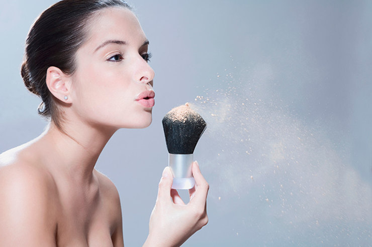 No more glitter: 7 ways to get rid of greasy Shine.