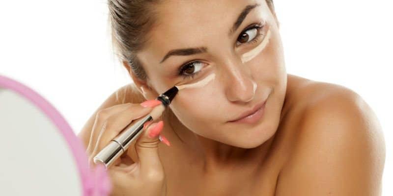 Make-Up Tips And Tricks For Eye Rings