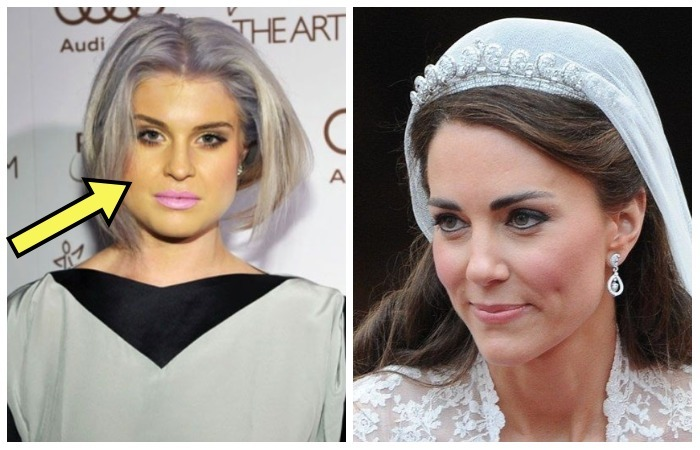 An unfortunate error allowed in the makeup of almost every woman.