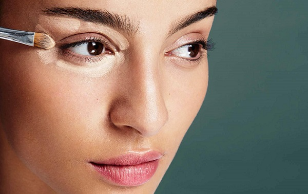 How to do face makeup step by step and how to follow the scheme